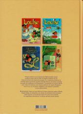 Verso de Mademoiselle Louise -INT- Intégrale 1993-2009