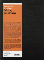 Verso de Marx le retour - Marx, le retour