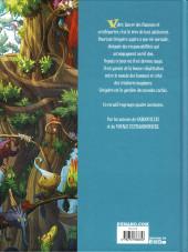 Verso de Les mondes cachés -INT- Intégrale