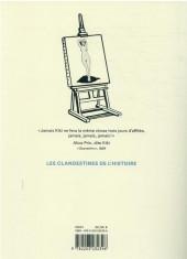Verso de Kiki de Montparnasse - Tome f2021