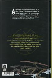 Verso de B.P.R.D. -INT02- Intégrale Volume 2