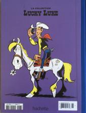 Verso de Lucky Luke - La collection (Hachette 2018) -6882- Le Parrain