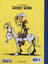 Verso de Lucky Luke - La collection (Hachette 2018) -6924- La caravane