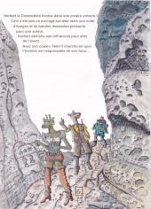Verso de Herbert le Dromadaire -5- Sous influence