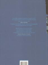 Verso de Théodore Poussin -Cah06- Cahiers Théodore Poussin 6