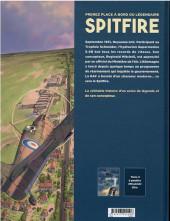 Verso de Ailes de légende -1- Spitfire