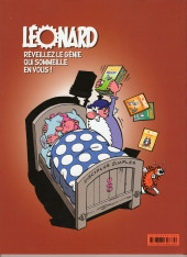 Verso de Léonard -40b2019- Trésor de génie