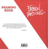 Verso de (AUT) Bedouel - Drawing Book