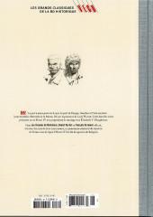 Verso de Les grands Classiques de la BD Historique Vécu - La Collection -47- Les Chemins de Malefosse - Tome X : La Main gauche de Dieu
