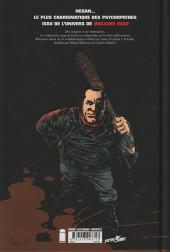 Verso de Walking Dead -INTHS- Negan L'alpha & L'omega