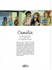 Verso de Camélia - Face à la meute