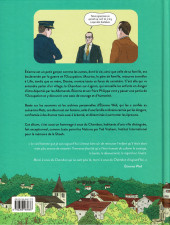 Verso de Ceux du Chambon - 1939-1944 : l'histoire vraie de deux frères sauvés par les Justes