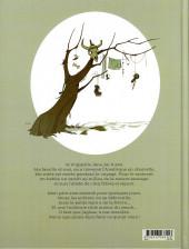 Verso de Calamity Jane (Avril) -1- La Fièvre
