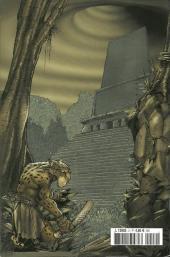 Verso de Battlegods -2- Battlegods 2
