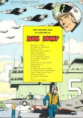Verso de Buck Danny -1c1966- Les japs attaquent
