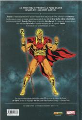Verso de Thanos vs Silver Surfer -2- Thanos vs Mephisto : Révelation