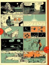 Verso de Glenn Ganges dans : Le flot des souvenirs