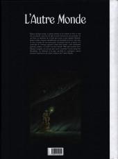 Verso de L'autre Monde (Rodolphe/Magnin) -8TL- Les Brouillons 2/2
