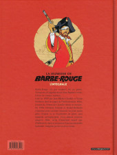 Verso de Barbe-Rouge (La Jeunesse de) -INT2- L'intégrale 2