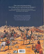 Verso de Roi des Mapuche -2- Au royaume de Wallmapu