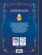 Verso de Céleste la Licorne -3- édition spéciale Duo: Rallumons les étoiles & Sauvons les arcs-en-ciel
