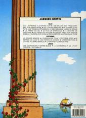 Verso de Alix -10b1989- Iorix le grand