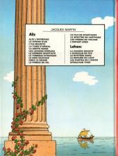 Verso de Alix -15- L'enfant grec
