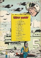 Verso de Buck Danny -3c1973- La revanche des fils du ciel