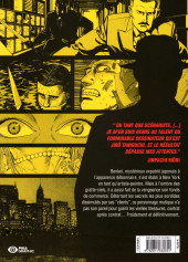 Verso de Un assassin à New York