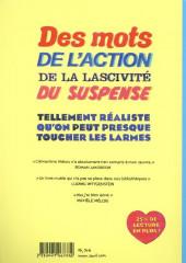 Verso de Les six fonctions du langage