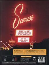 Verso de Martin Scorsese