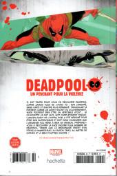 Verso de Deadpool - La collection qui tue (Hachette) -6048- Un penchant pour la violence