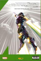 Verso de Avengers Universe (3e série - 2021) -7- Je suis... le Phénix