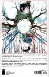 Verso de Ascender (Image comics - 2019) -TPB04- Star Seed