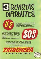 Verso de Trinchera -26- Número 26