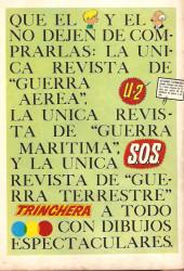 Verso de Trinchera -28- Número 28