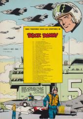 Verso de Buck Danny -25b1974- Escadrille ZZ