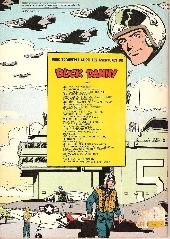 Verso de Buck Danny -30a1967- Les voleurs de satellites