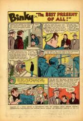Verso de Action Comics (DC Comics - 1938) -212- The Superman Calendar!
