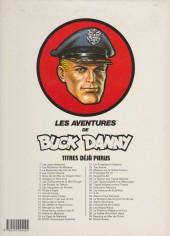 Verso de Buck Danny -41'- Mission 'Apocalypse'