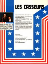 Verso de Les casseurs - Al & Brock -4'- Les casseurs contre...les casseurs