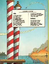 Verso de Lefranc -5a1980- Les portes de l'enfer
