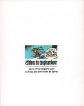 Verso de Le flagada -5a2005- Le Flagada & le Doktor Faust **