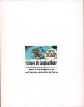 Verso de Le flagada -4a2004- Le Flagada & le Calendo