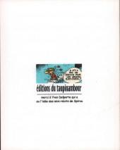 Verso de Le flagada -2a2004- La revanche du Flagada