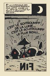 Verso de Schtroumpfs (Mini-récits) -6MR1244- Le Centième Schtroumpf