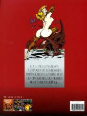 Verso de Dinosaur Bop -INT- Wanda et les dinosaures