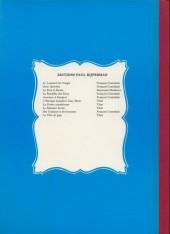 Verso de Chick Bill (Rijperman) -5TL- La Tête de pipe