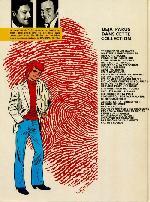 Verso de Ric Hochet -4b80- L'ombre de caméléon