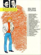 Verso de Ric Hochet -12b83- Les spectres de la nuit